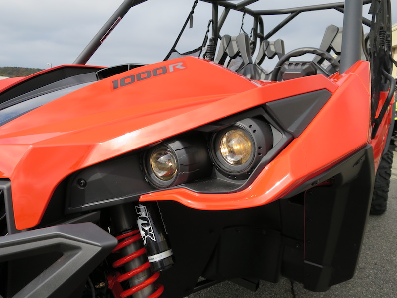 owe on atv side by side utv loan